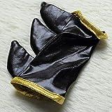 (タリンダ)Talinda子供バットマンコスプレキッズハロウィン衣装女の子コスチュームコスプレ衣装仮装子供ワンピースパーティーグッズ変装3点セットブラックXL