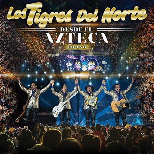 Los Tigres Del Norte - Desde El Azteca [cd/dvd Combo] - Zortam Music