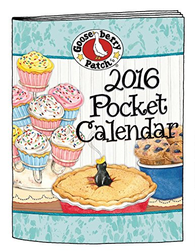 2016 Gooseberry Patch Pocket Calendar (Gooseberry Patch Calendars)