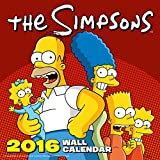 Official the Simpsons 2016 Square Calendar