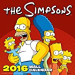 The Official the Simpsons 2016 Square...