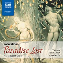 Paradise Lost Audiobook by John Milton Narrated by Anton Lesser