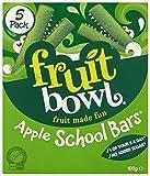 Fruit Bowl School Bars Apple 100 g (Pack of 6)