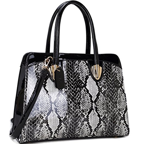 dasein-faux-leather-classic-briefcase-satchel-shoulder-handbag-tablet-ipad-bag