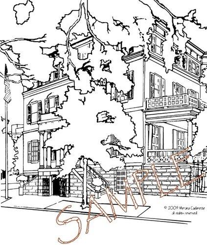 juliette low coloring pages - photo#9