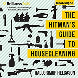 The Hitman's Guide to Housecleaning Audiobook