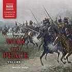 War and Peace, Volume 1 Hörbuch von Leo Tolstoy Gesprochen von: Neville Jason