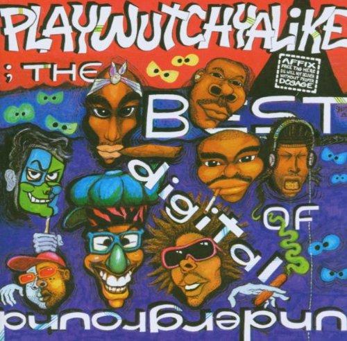 DIGITAL UNDERGROUND - Best Of Digital Underground Playwutchyalike - Zortam Music