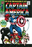 img - for Captain America Omnibus Vol. 1 (New Printing) (Marvel Omnibus: Captain America) book / textbook / text book