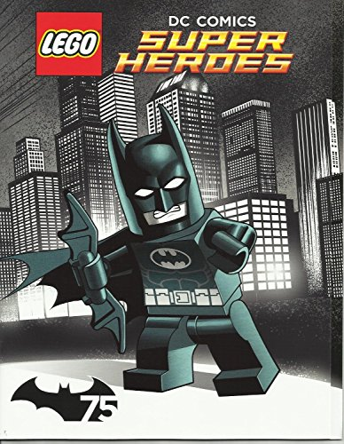 Anniversary Batman Lego