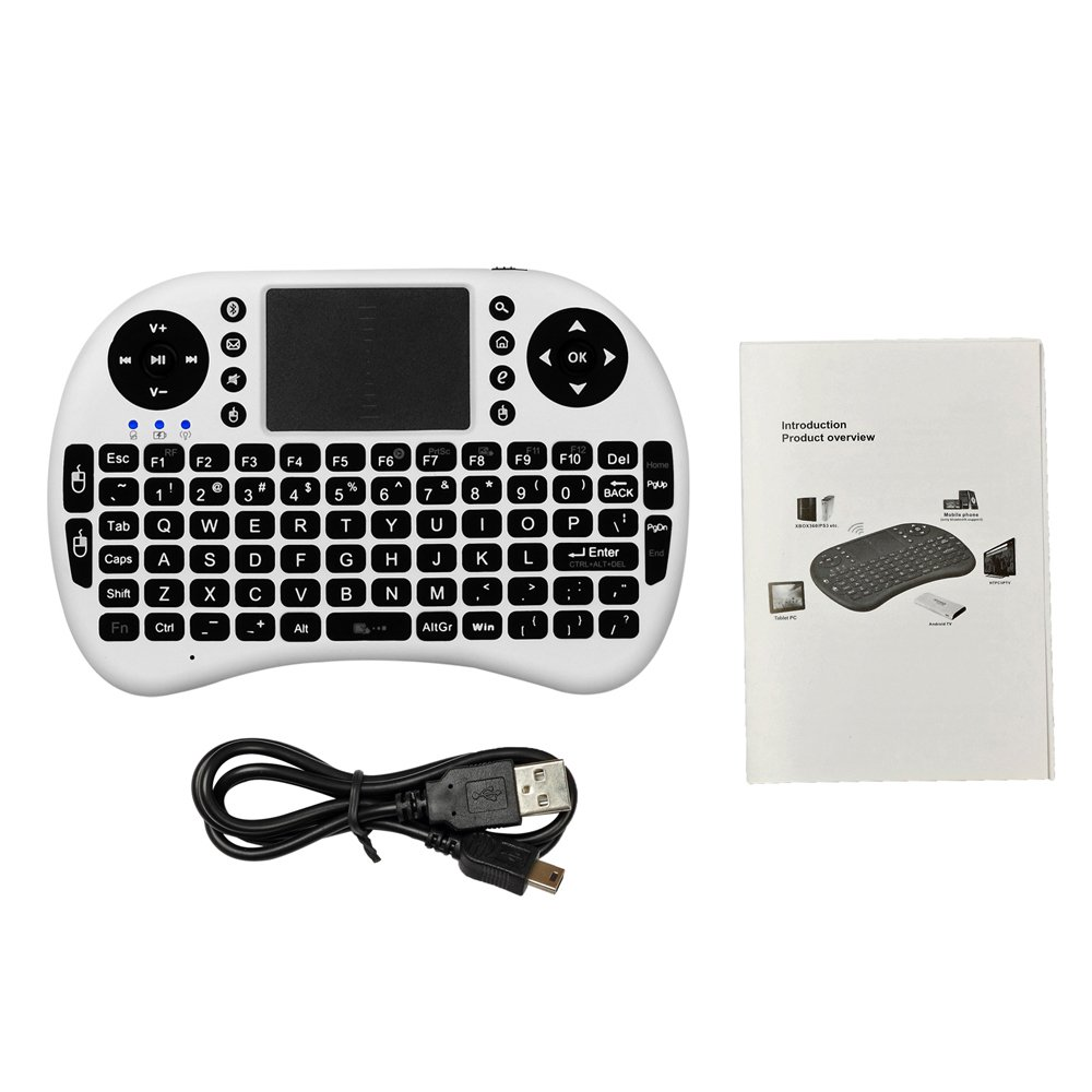 esynic 2 4g mini wireless keyboard. Black Bedroom Furniture Sets. Home Design Ideas