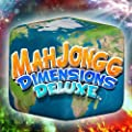 Mahjongg Dimensions Deluxe [Download] from Arkadium