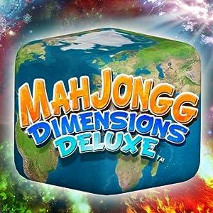 Mahjongg Dimensions Deluxe [Download] from Arkadium