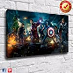 MARVEL THE AVENGERS COMIC BOOK MOVIE...