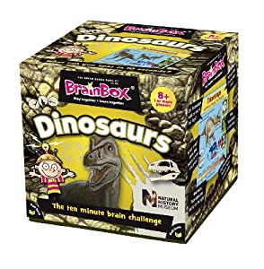 Brainbox Discover Dinosaurs