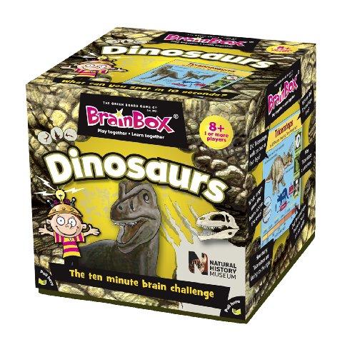 Imagen principal de Green Board Dinosaures - Juego de mesa (en inglés) [importado del Reino Unido]