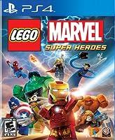 LEGO Marvel Super Heroes - PlayStation 4 from Warner Home Video - Games