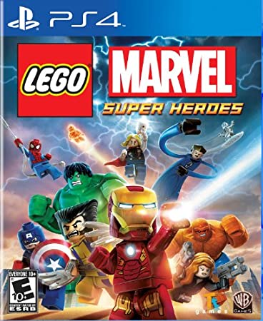 Lego Marvel Super Heroes - PS4 [Digital Code]