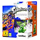 Splatoon Plus amiibo Squid bundle (Nintendo Wii U)