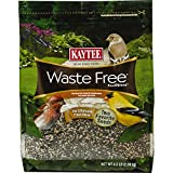 Kaytee Waste Free Finch Blend Stand Up Bag, 4.5-Pound