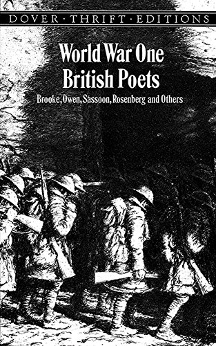 World War One British Poets: Brooke, Owen, Sassoon, Rosenberg and Others (Unabridged) (World War One British Poets compare prices)