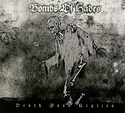 Death Mask Replica by Bomb of Hades (2013-08-03)