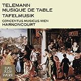 Telemann: Tafelmusik