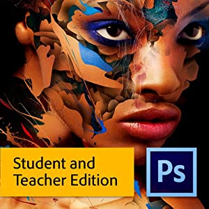 Adobe Photoshop Extended CS6 Student and Teacher Edition