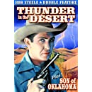 Steele, Bob Double Feature: Thunder in the Desert (1938) / Son of Oklahoma (1932)