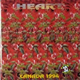 HEART Canada 1994 - Live Whistler/Canada 18.3.1994/Live Seattle/USA 1993 / 95.089
