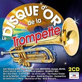 Le disque d'or de la trompette