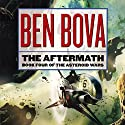 The Aftermath: Book Four of The Asteroid Wars (       UNABRIDGED) by Ben Bova Narrated by Emily Janice Card, Gabrielle de Cuir, Stephen Hoye, Stefan Rudnicki