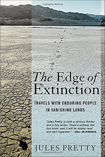 The Edge of Extinction Book Cover