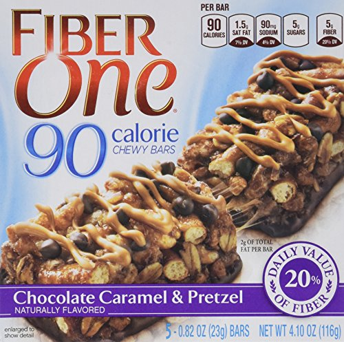 general-mills-fiber-one-90-calorie-chocolate-caramel-pretzel-chewy-bars-41oz-box-pack-of-4