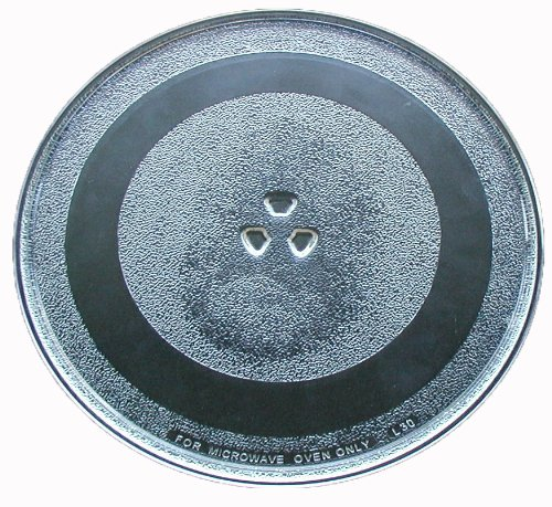GE Microwave Glass Turntable Plate / Tray 13 1/2