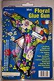 Mini Floral Glue Gun (Various Patterns)