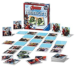 Ravensburger Avengers Assemble Mini Memory Card Game