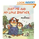 Just Me and My Little Brother (Golden Look-Look Books (Pb))