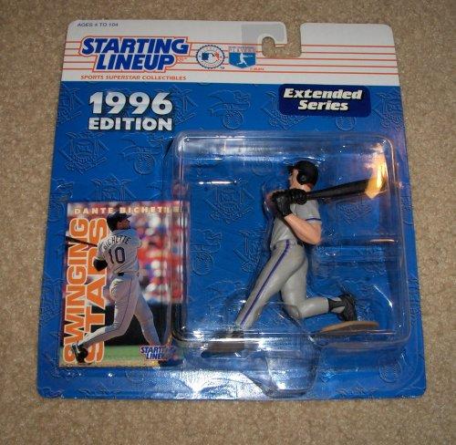 1996 Dante Bichette MLB Starting Lineup Extended Series Figure - 1