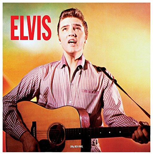 Elvis [180g Red Vinyl LP]