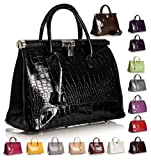 Sac Croco Big Handbag Shop