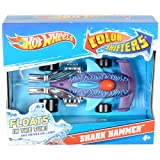 Mattel Hot Wheels Colour Shifters Floating Vehicle Car - Shark Hammer Purple