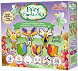 Brand Castle Crafty Cooking Fairy Cookie Deluxe Kit, 1-Pound. 1.14-Ounce Box