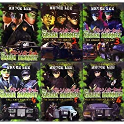 The Green Hornet Series 1-6 Box Set