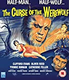 Curse of the Werewolf --Blu Ray--Region B [Blu-ray]