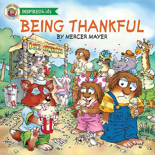 Download Being Thankful (Little Critter)
