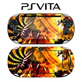Naruto Shippuden Decorative Video Game Decal Cover Skin Protector for Sony PlayStation PS Vita