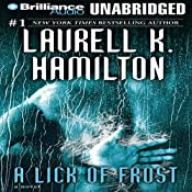 A Lick of Frost: Meredith Gentry, Book 6 | [Laurell K. Hamilton]