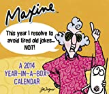 2014 Maxine Year-in-a-Box