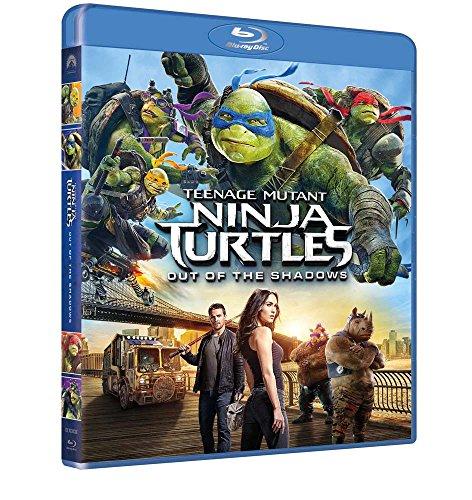 Tartarughe Ninja 2 - Fuori Dall'Ombra [Italia] [Blu-ray]